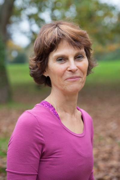 photograph of pilates instructor Alyth from Henley on Thames