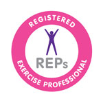 Excercise professional logo
