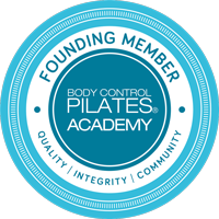 founding body control pilates member